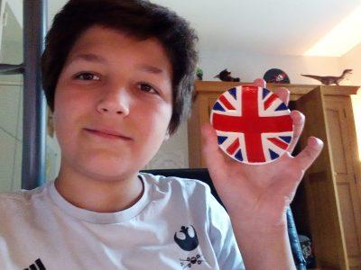 On adore l'anglais, VIVE L'ANGLAIS!!!!!!