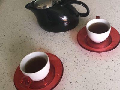 Juan les pins Sydney Bechet . You want a tea ?