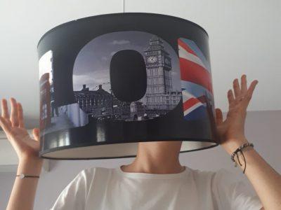 Perpignan Institution Saint Louis de Gonzague Oh my god! I've got London on my shoulders!