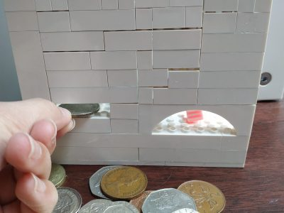 Viry Chatillon Saint Louis Saint Clément . La monnaie d'Angleterre :) .