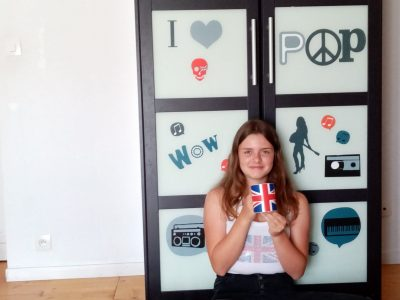 Olivet Collège Charles Rivière : I love English !! I would like to visit England one day ...