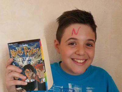 Collège: Moncade Jeanne d'Arc Ville: Orthez Je pense que Harry Potter représente bien l'Angleterre grâce à son succès mondiale. Merci J.k. Rowling !