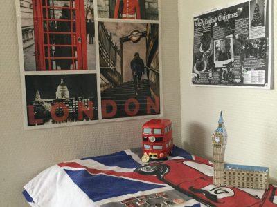"""LIVRY-GARGAN Collège Léon JOUHAUX :  """" I love London """" !!!"""