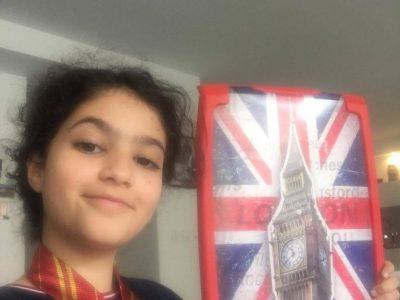 Marseille Gan ami. Ready to go study in London!
