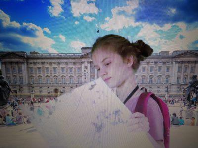 Collège Gérard Philipe de Chauvigny. Visite à Buckingham Palace !!!