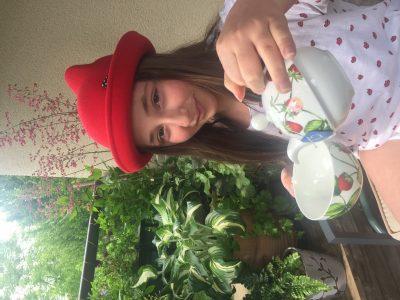 En confinement c'est l'heure du Cup of Tea ! CHESSY Collège du vieux chêne