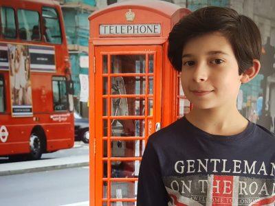 """Collége ANNE-FRANCK à Harly .  Photo """" Love London """" - Esteban COUVEZ"""