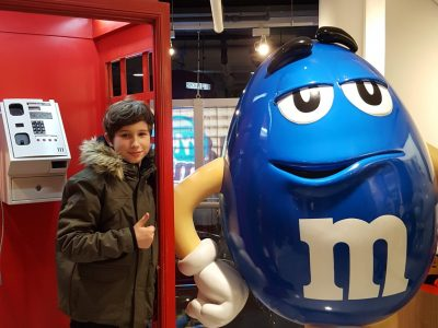 Nathan BEASLAS du collège Montjoie à Saran