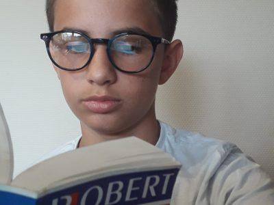 """ALBI Bon Sauveur Commentaire photo: """" Il y a encore beaucoup de choses à apprendre...mais je progresse""""!"""