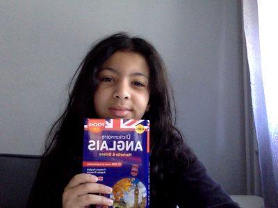 Sainte Genevievè Des Bois College Paul Eluard # avec mon dictionnaire d'anglais
