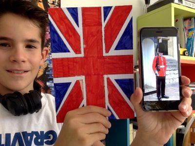 Antoine Bernard Aix En Provence Collège du Sacré Coeur : L'Angleterre c'est super !!!!
