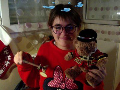 Plaisance du Touch, Collège Jules Vernes Paddington bear and Harry Potter wand's.