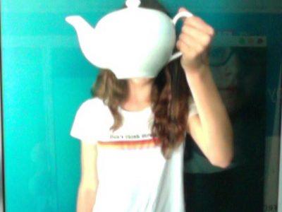 A cup of tea...?