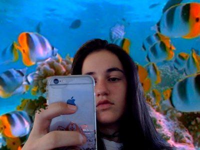 Mon collège s'appelle LA ROCHEFOUCAULD et il se situe à PARIS. L'anglais me rappelle le moment où nous étions dans un aquarium en Angleterre nous étions allés dans l'eau avec les poissons j'avais adoré.