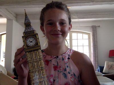 ANTIBES MONT ST JEAN J'ai adoré Big Ben quand j'ai été visité Londres en 2019 !