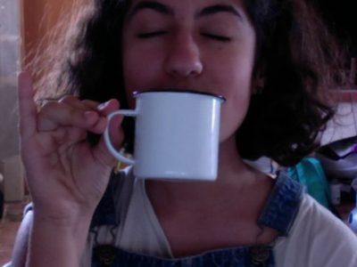Collège Maryse Bastié à Ingrandes (49) A cup of tea after the Big Challenge