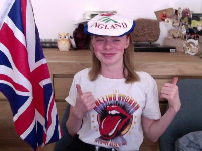 Ronchin College Gernez Rieux  God save the Queen!!