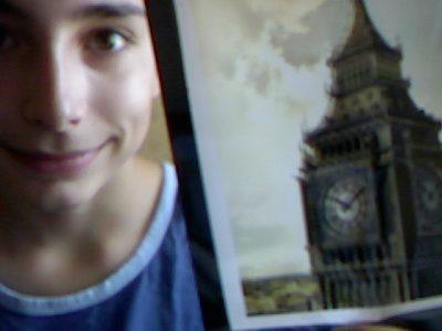 Big Ben vous dit bonjour.