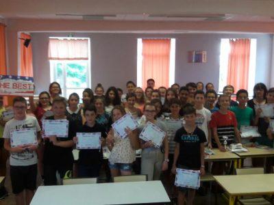 Rodez  12000       Collège St Joseph Lassale  Les élèves de 5èmes .