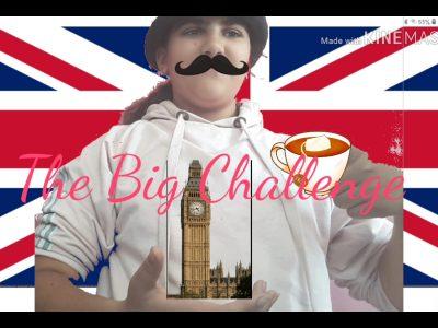"COLLEGE DE BRUMATH  ERCIN MELODIE 6i4  ""ready for England!"""