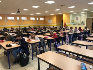 Collège Sainte Marie de Linselles (59) 2