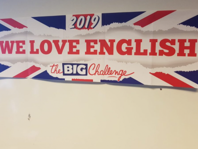 Big challenge 2020