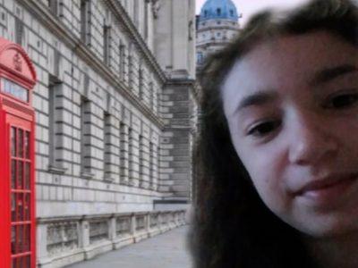 Marlenheim - Collège grégoire de tours Je suis à Londres ( clin d'oeil )
