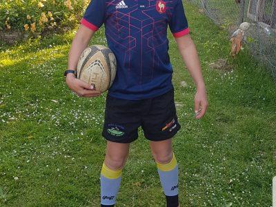 Civray les best   college camille claudel   Je fais du rugby en club et l'Angleterre est redoutable au rugby .
