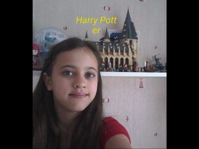Saint Germain En Laye Collège Marcel Roby  Lego Harry Potter, de J.K. Rowling, écrivaine anglaise que j'adore lire, tout aussi en français qu'en anglais!