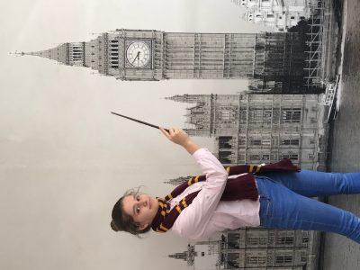 """Melun Collège Jeanne d'Arc """"Quand Harry Potter rencontre Big Ben!"""""""