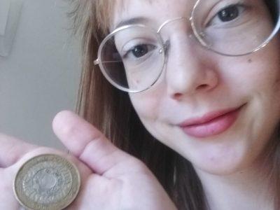 POITIERS Collège JARDIN DES PLANTES Ma monnaie Anglaise et moi ;) !