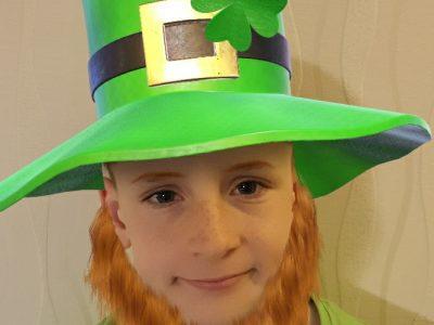 L'Isle Adam - collège Pierre et Marie Curie  I'm an Irish boy!