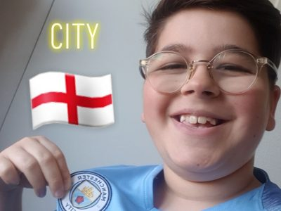 Manchester City is my favorite football team in England .I like so much english football.