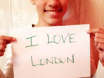 AMIENS, collège SAGEBIEN, en toute simplicité , Londres est juste magique!