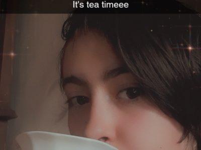 Voiron Collège st Joseph It's tea time!
