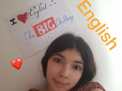 Collège Rocroy Saint Vincent de Paul Paris   I am very happy to have participated in the contest : The Big Challenge ! Thanks to The Big Challenge, English has finally become fun !!! : )
