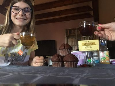 Hochfelden au Collège gustave doré   Tea Time