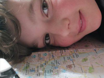 Collège ST Charles Orléans Prochaine destination LONDRES!!! Je commence l'étude du plan :-)