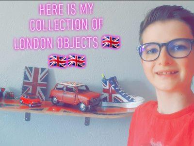Dambach-la-ville collège du Bernstein Julio.R Here is my LONDON museum, my room is a real london museum