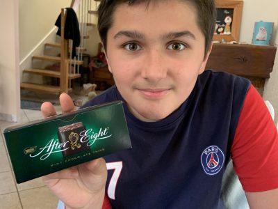 """Vendôme - Collège Saint Joseph.  """"After Eight, une rencontre avec la douceur du british chocolate !"""""""