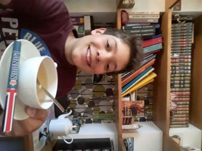 Revel 31250 Collège Vincent Auriol  5p.m. it's tea time