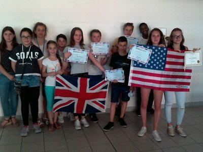 Collège de Fontreyne GAP (05) The best pupils ever! CONGRATULATIONS :)