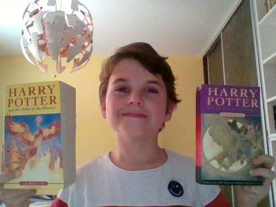 Bessières, collège Adrienne Bolland. A travers Harry Potter, la magie anglaise est parvenue à entrer chez moi.