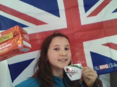 collège moulin à vent à Cergy Do you want a cup of tea?