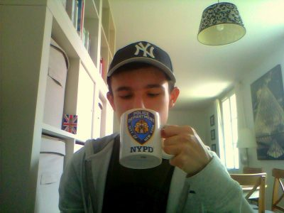BAILLY ROMAINVILLIERS COLLEGE LES BLES D'OR  Keep calm, drink a coffee and do the big challenge.
