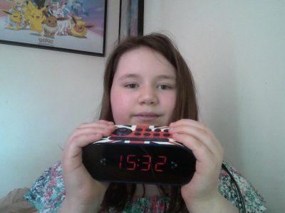 LE BLANC MESNIL 93150 COLLEGE COTTON - mon réveil est anglais :)