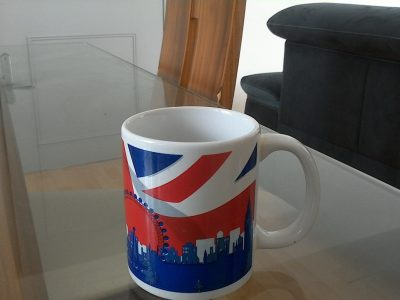 Champigny-sur-Marne, Collège Henri Rol Tanguy  I love New York and here's a mug that represents this !