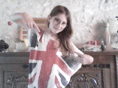 j'adore l'anglais
