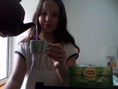 St-Péray, Collège de Crussol Cup of Tea