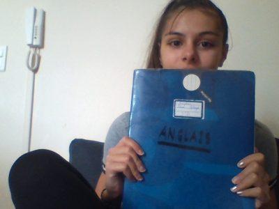 College Jean Rostand Valence d'Agen ,  Pour apprendre l'anglais faut prendre des note .